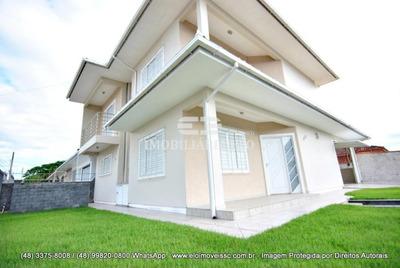 Excelente Casa Em Ótima Localização, Com 03 Dormitórios (01 Suíte) - 3805