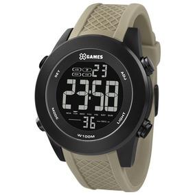 Relógio X Games Masculino Xmnpd003 Pxex Digital Preto + Nfe
