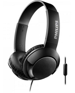 Fone De Ouvido Supra Auricular Shl3075 Philips C/microfone