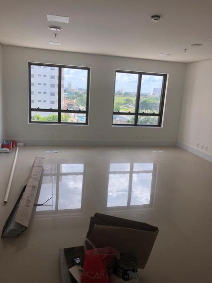 Sala Para Alugar, 49 M² Por R$ 2.000,00/mês - Jardim Aquarius - São José Dos Campos/sp - Sa0700