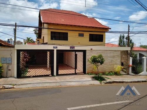 Imagem 1 de 23 de Casa Para Alugar, 336 M² Por R$ 7.500,00/mês - Iguaçu - Londrina/pr - Ca1489