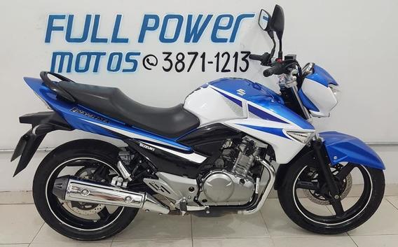 Suzuki Inazuma 250 2016/2016