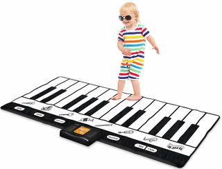 Tapete Para Teclado De Tapete Para Piano De Teclas ...