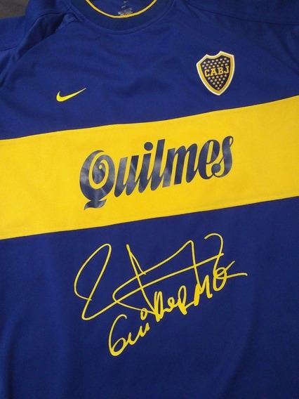 Camiseta Boca Juniors Edición Limitada Xentenario Guillermo