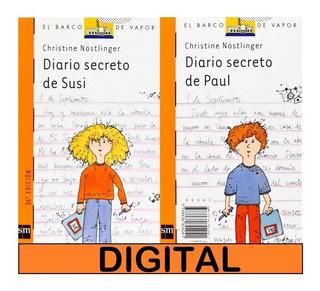 1 Diario Secreto De Susi / Diario Secreto De Paul