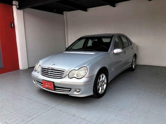 Mercedes-benz Clase C 4p C 280 Elegance Aut