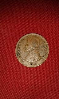Vendo Moneda De Panamá Del Año 1940 En 2300 Balboas