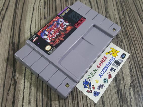 Super Street Fighter 2 Original Repro + Garantia!!!!!!!!