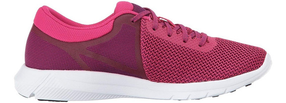 Tenis Asics Mujer Rosa Nitrofuze 2 T7e8n2090