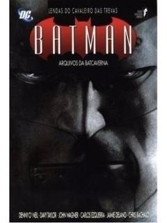 Batman Lendas Do Cavaleiro Das Trevas Arquivos Da Batcaverna