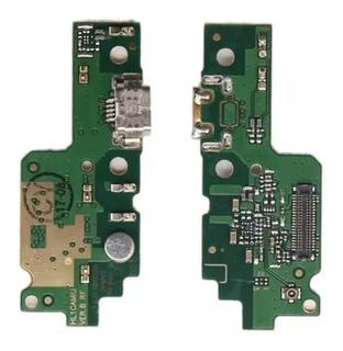 Flex Usb Pin De Carga Micrófono Completo Huawei Y6 Ii Envíos
