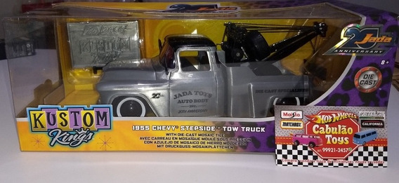 1/24 Chevy Stepside Tow Truck 20 Aniveersary