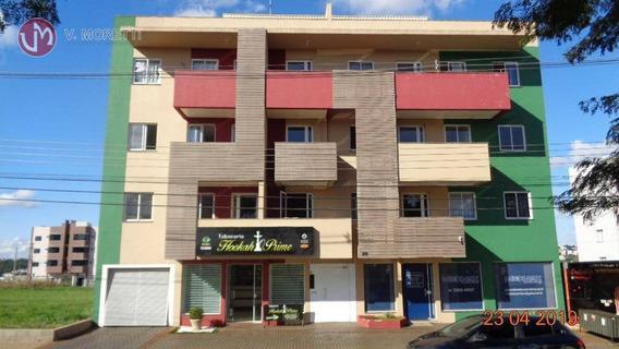 Apartamento Com 1 Dormitório À Venda, 39 M² Por R$ 115.000,00 - Santa Cruz - Cascavel/pr - Ap0184