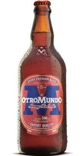 Cerveza Otro Mundo Porron De 500ml. Oportunidad Strong Red A