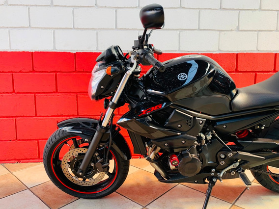 Yamaha Xj6-n Preta - 2012 - Financiamos - Km 44.000