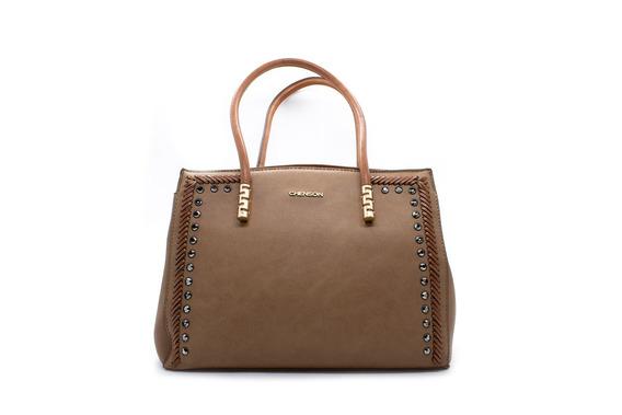 Bolsa Chenson 3481540 Natural