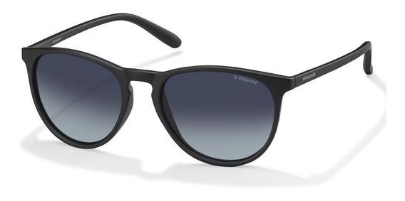 Óculos De Sol Polaroid Pld6003dl5 Wj Polarizado Preto Fosco