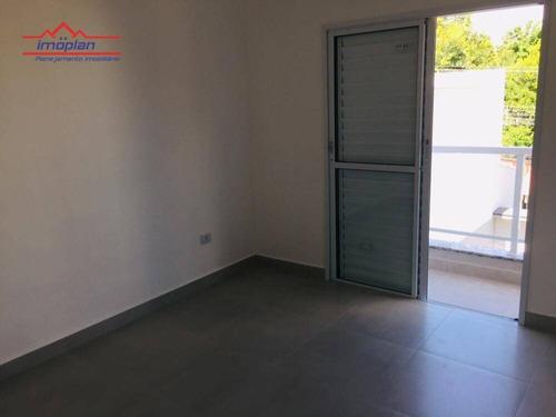 Apartamento Com 2 Dormitórios À Venda, 57 M² Por R$ 320.000,00 - Centro - Atibaia/sp - Ap0389