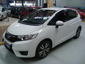 Honda Fit Ex 1.5 Flex 2015 Branco Automático (completo)