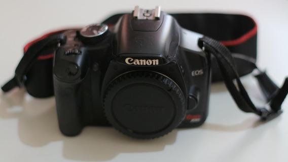 Canon Eos Rebel Xsi Corpo - Frete Gratis