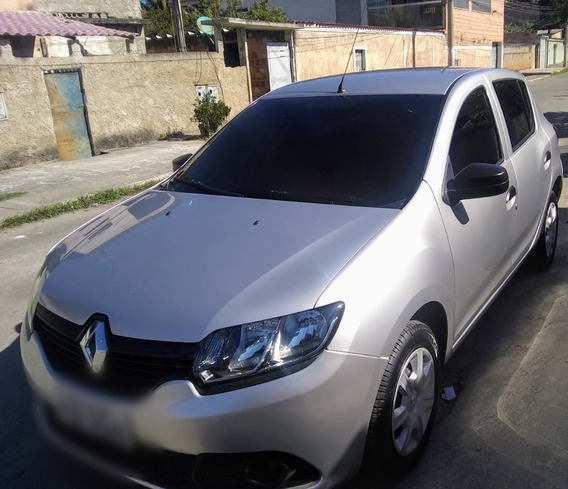 Renault Sandero 1.0 16v Authentique Hi-flex 5p 2017