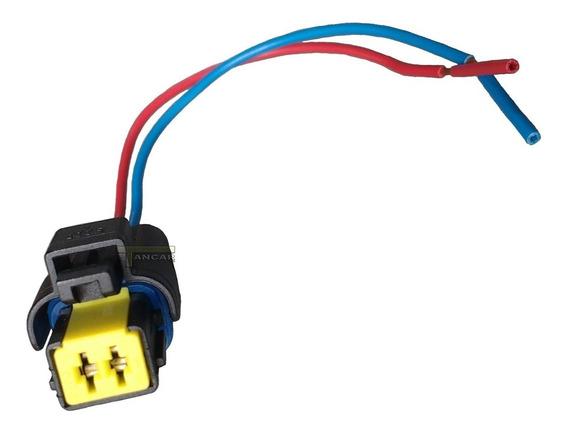 Conector Chicote Plug Do Interruptor De Ré Sandero Logan
