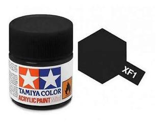 Tinta Tamiya Acrílica Várias Cores (10ml) - Petrohobby