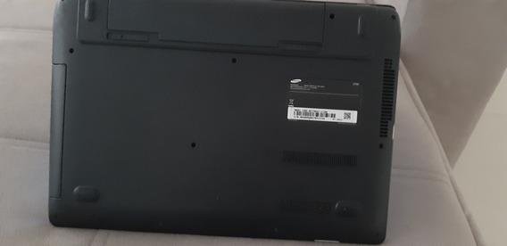 Notebook Samsung Ativ Book 3 Np370e4j-bt1 Intel Dual - Usado