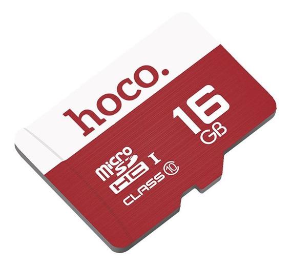 Cartão De Memória Hoco Microsd Tf-16 Classe 10 16gb