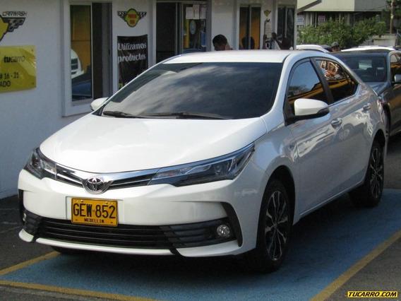 Toyota Corolla Seg At 1800