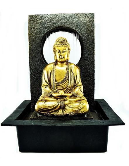 Fuente De Agua Buda Relax Feng Shui Deco Moderno Zen Externo Interno 306.1149695gl