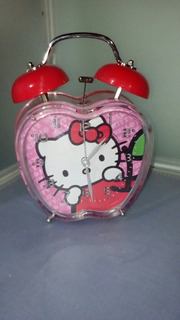 Hello Kitty Reloj Despertador Hello Kitty