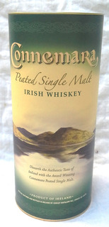 Whisky Connemara - Irish Single Malt - Tubo De Colección