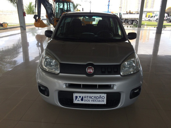 Fiat Uno 1.0 Attractive Flex 5p