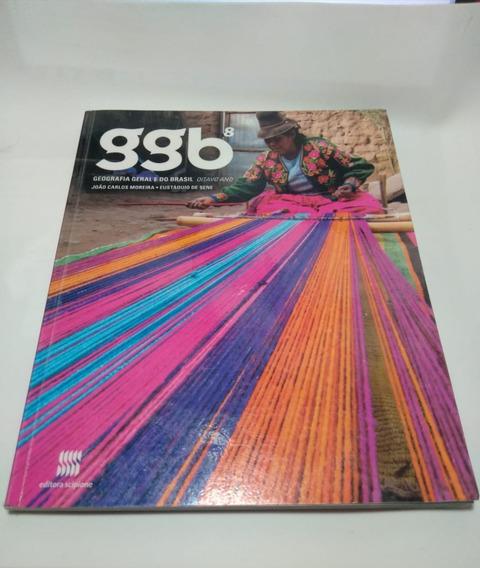Livro Ggb Geografia Geral E Do Brasil 8 Ano