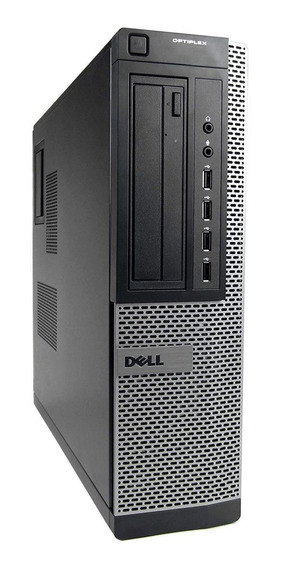 Cpu Dell Sff 7010 I7 3ª Geração Ram 8gb Ssd 120gb Wifi