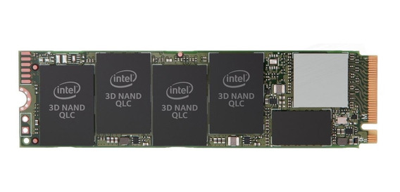 Disco sólido interno Intel 660p Series SSDPEKNW010T8X1 1TB