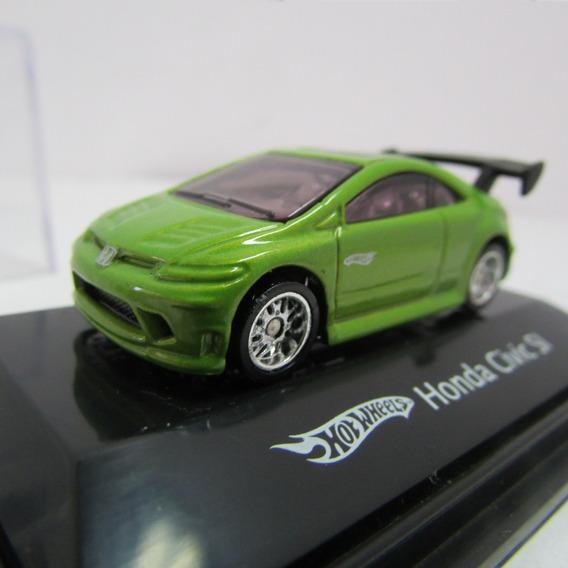Hot Wheels Honda Civic Si No Blister Jorgetrens