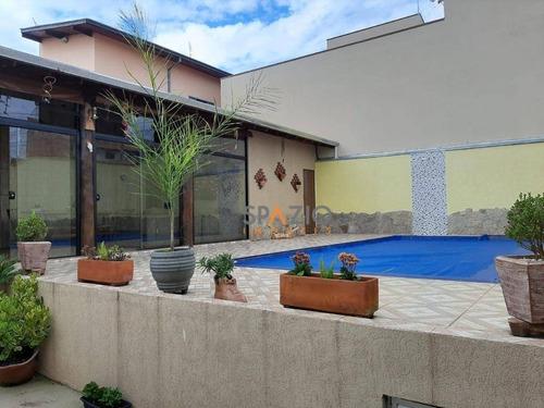 Imagem 1 de 10 de Edícula Com 1 Dormitório À Venda, 52 M² Por R$ 260.000,00 - Parque Universitário - Rio Claro/sp - Ed0004