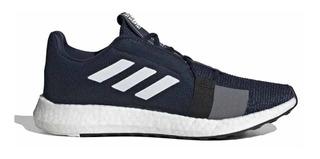 Zapatillas adidas Senseboost Go Navy - Corner Deportes
