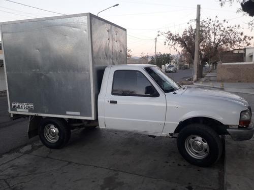 Imagen 1 de 4 de Ford Ranger 2.5 Xl I Sc 4x2 2000