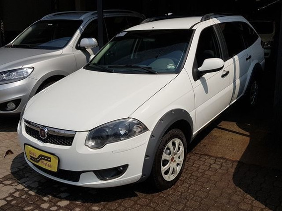Fiat Palio Weekend Trekking 1.6 16v Flex, Ndt3065