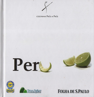 Cozinha País A País 10 - Peru - Livro