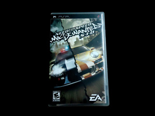 ¡¡¡ Need For Speed Most Wanted Para Psp !!!
