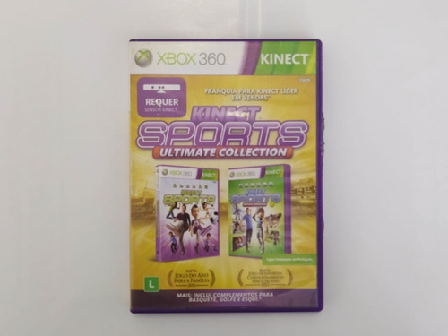 Kinect Sports Ultimate Collection - Xbox 360 - Original