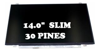 Pantallas Laptop Ultra Slim 14pulg 30pines