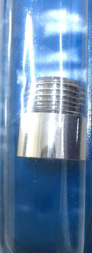 Imagem 1 de 1 de Prolongador Extensão Torneira  Mini 2,5cm 1/2 Cromado