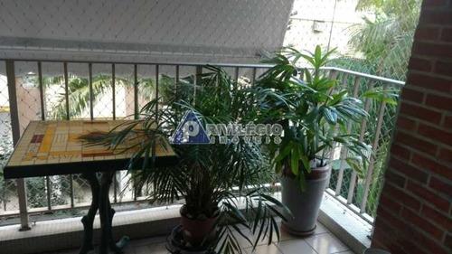 Imagem 1 de 19 de Apartamento À Venda, 1 Quarto, 1 Suíte, 1 Vaga, Jardim Botânico - Rio De Janeiro/rj - 3597