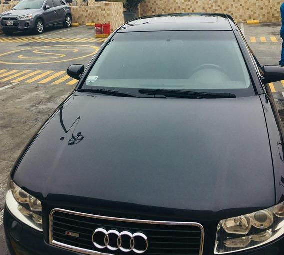 Us$ 8,000 Vendo Audi A4 2002- Motor 1.8 Turbo 90,000 Km