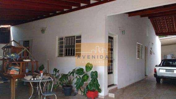 Casa Residencial À Venda, Vila Nunes, Paulinia. - Ca0249